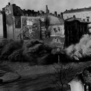 Wyburzenie kamienicy w 1939 roku, Narodowe Archiwum Cyfrowe