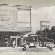 Pawilon Cepelii, lata 60. XX w.