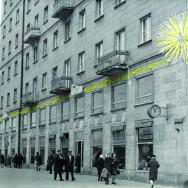 """Koncepcja plastyczna neonu """"Jeż"""", dzięki uprzejmości M. Byczyńskiej"""