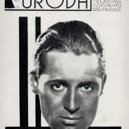 """Leon Chejfec, Pierwsza strona czasopisma """"Uroda"""", 1932, nr 7"""