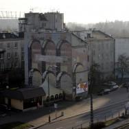 """Mural """"Muchozol"""" ul. Kijowska, fot. Michał Niwicz, dzięki uprzejmości blizejkonkumenta.pl"""
