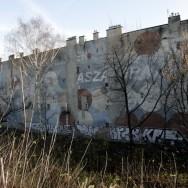"""Mural """"To To"""", ul. Targowa, fot. Michał Niwicz, dzięki uprzejmości blizejkonkumenta.pl"""