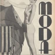 Okładka magazynu Bracia Jabłkowscy, czerwiec/lipiec 1932