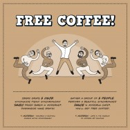 Tymek Borowski, Free Coffee!