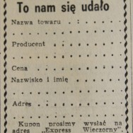 Express Wieczorny, 20-22 lipca 1968 r.